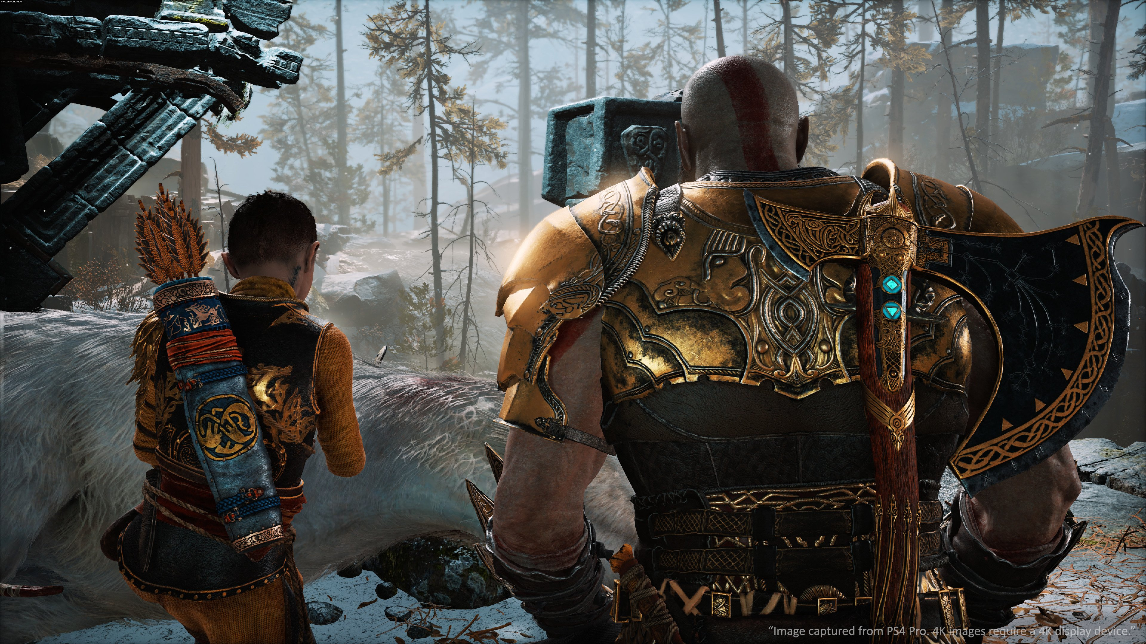 God of War PS4 Gry Screen 3/105, Sony Interactive Entertainment