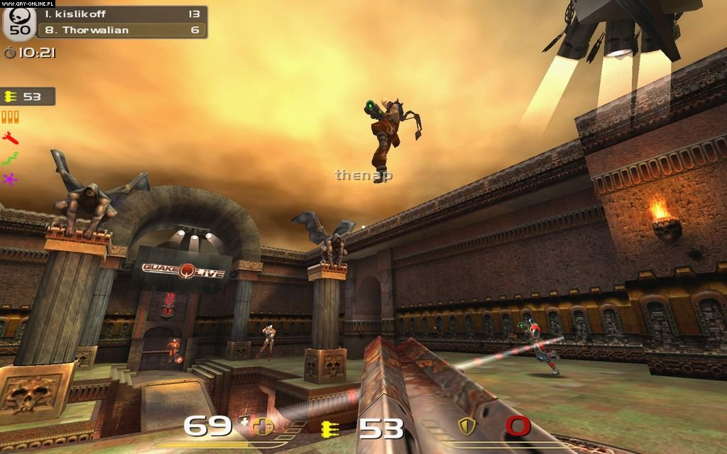 Quake Live PC Gry Screen 4/100, id Software