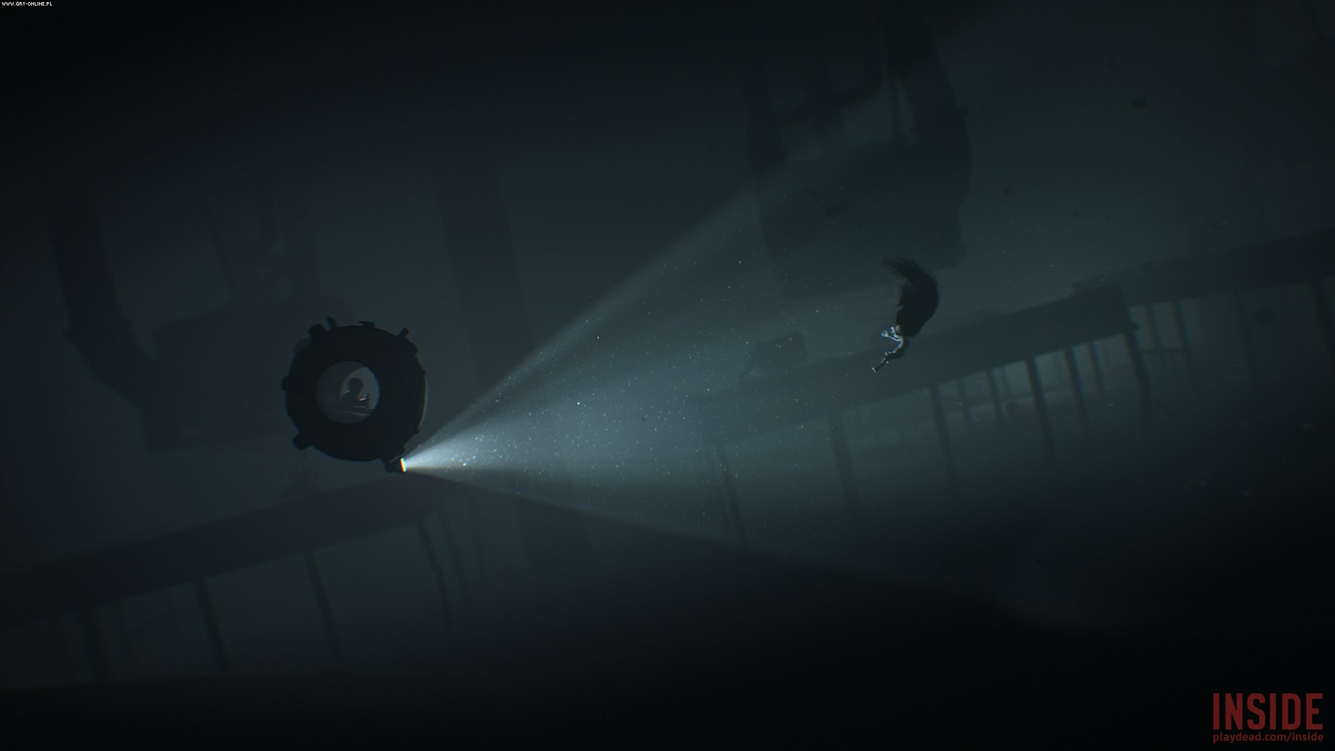 Inside PC, PS4, XONE, iOS, Switch Gry Screen 8/12, PlayDead