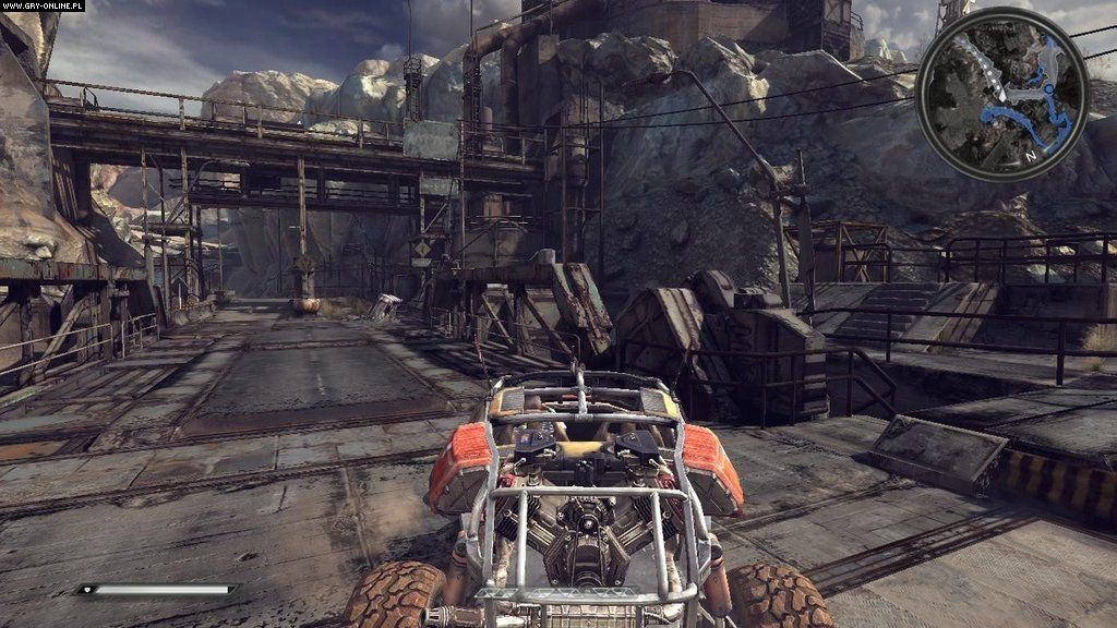RAGE PC, X360, PS3 Gry Screen 3/65, id Software, Bethesda Softworks