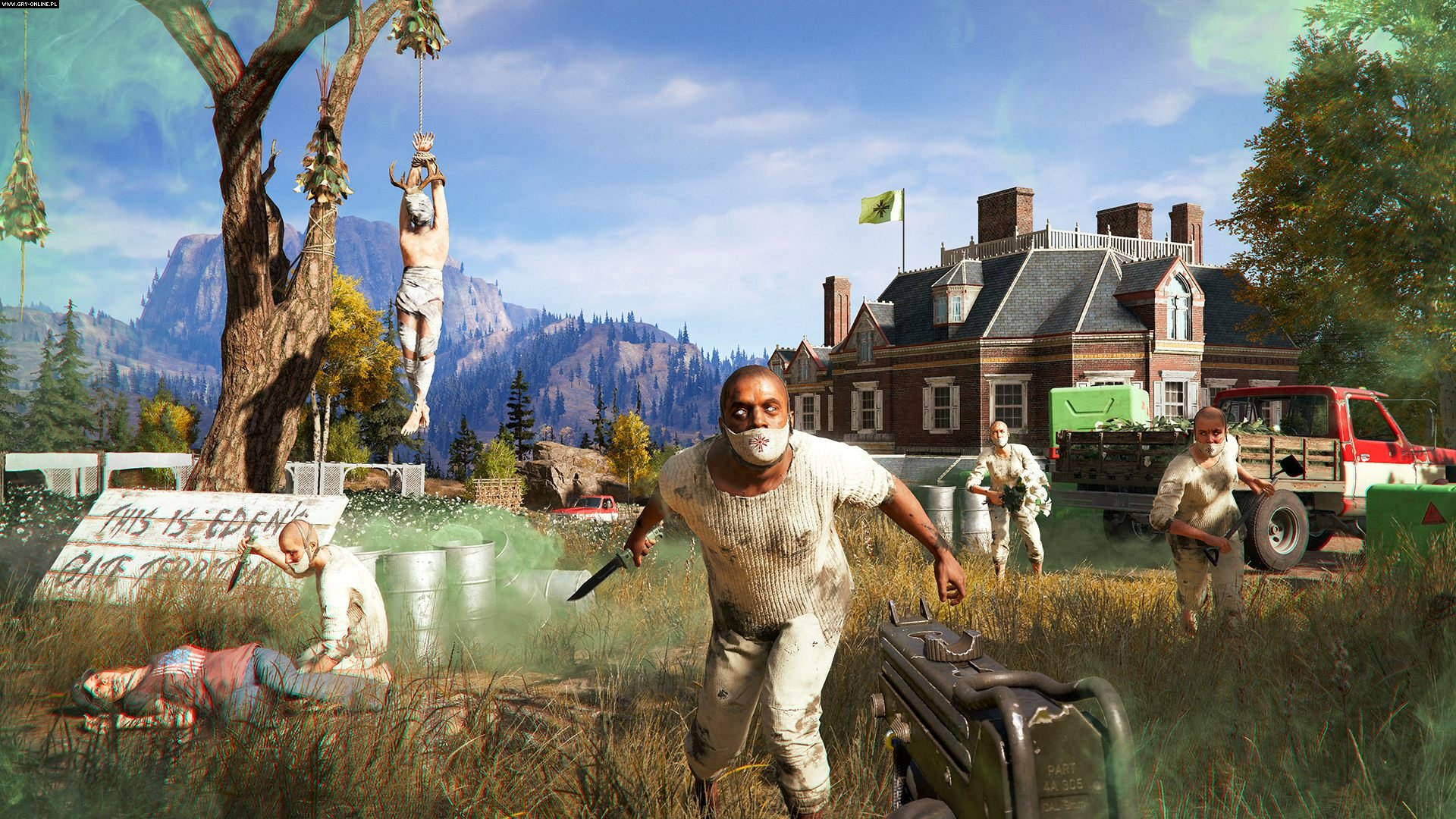 Far Cry 5 PC, PS4, XONE Gry Screen 5/38, Ubisoft