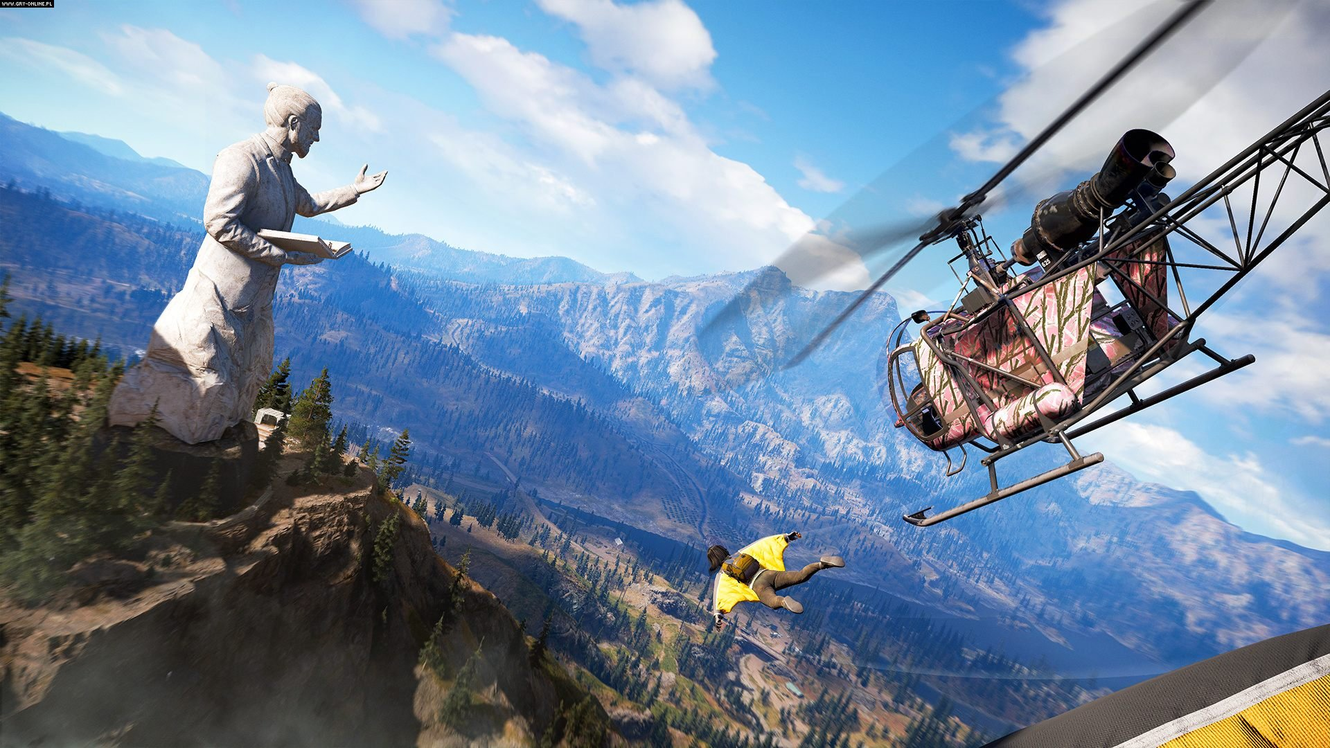 Far Cry 5 PC, PS4, XONE Gry Screen 1/38, Ubisoft