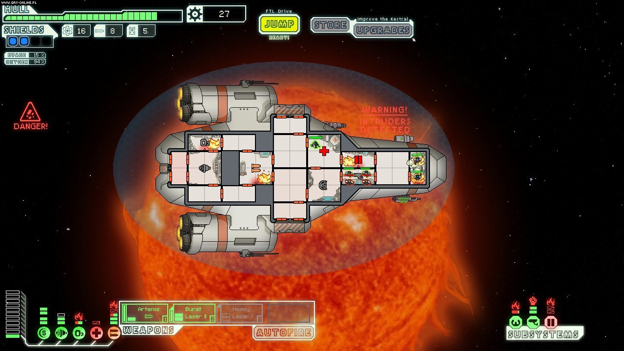 FTL: Faster Than Light PC Gry Screen 14/14, FTL Team, Subset Games