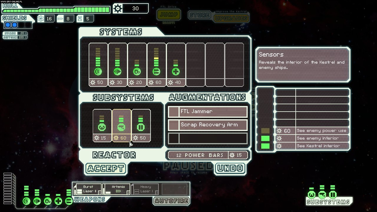 FTL: Faster Than Light PC Gry Screen 11/14, FTL Team, Subset Games