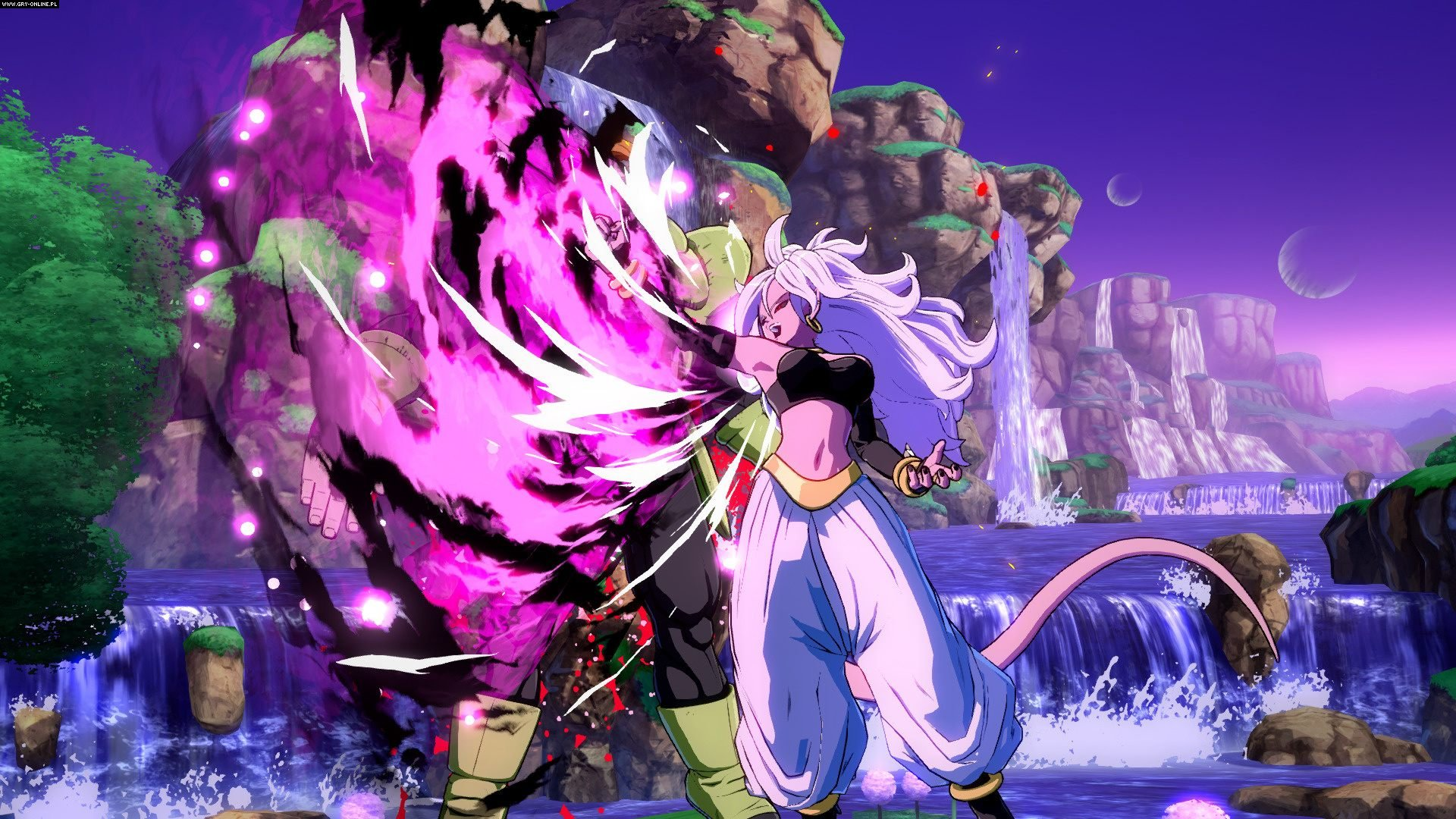 Dragon Ball FighterZ PC, PS4, XONE, Switch Gry Screen 81/230, Arc System Works, Bandai Namco Entertainment