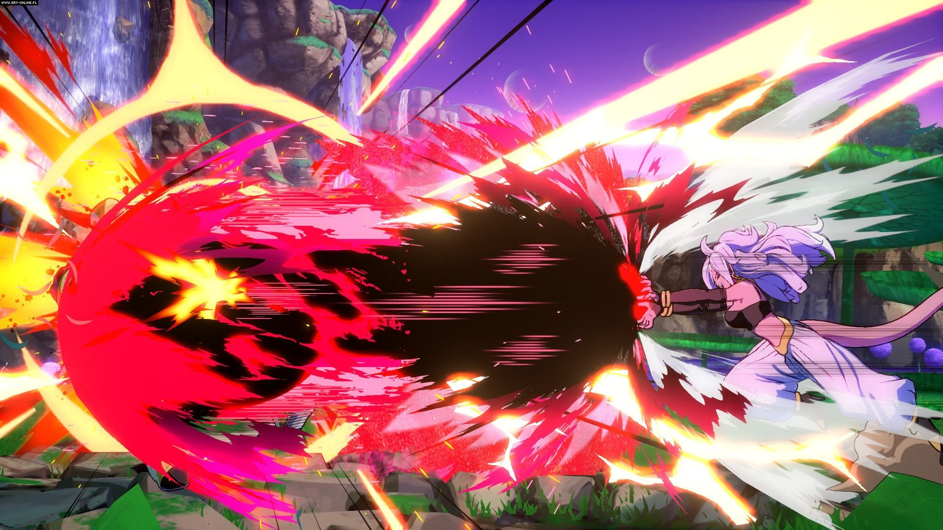 Dragon Ball FighterZ PC, PS4, XONE, Switch Gry Screen 78/230, Arc System Works, Bandai Namco Entertainment