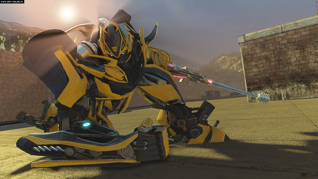 Transformers: Rise of the Dark Spark PC, X360, PS3, WiiU, PS4, XONE Gry Screen 8/17, Edge of Reality, Activision Blizzard