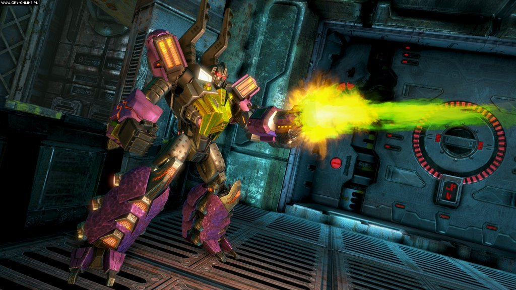 Transformers: Rise of the Dark Spark PC, X360, PS3, WiiU, PS4, XONE Gry Screen 5/17, Edge of Reality, Activision Blizzard