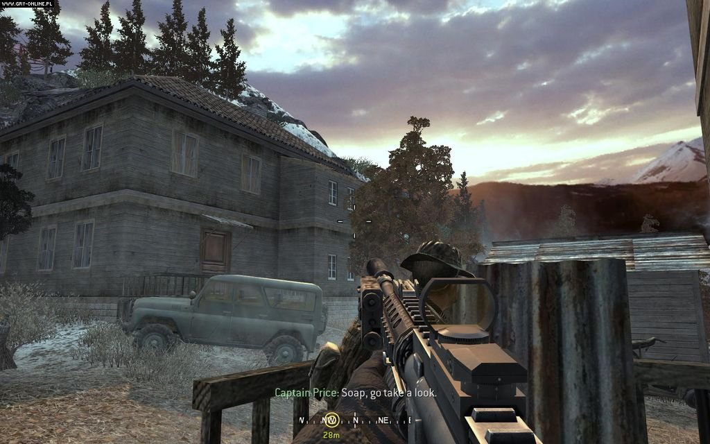 Call of Duty 4: Modern Warfare PC Gry Screen 42/139, Infinity Ward, Activision Blizzard
