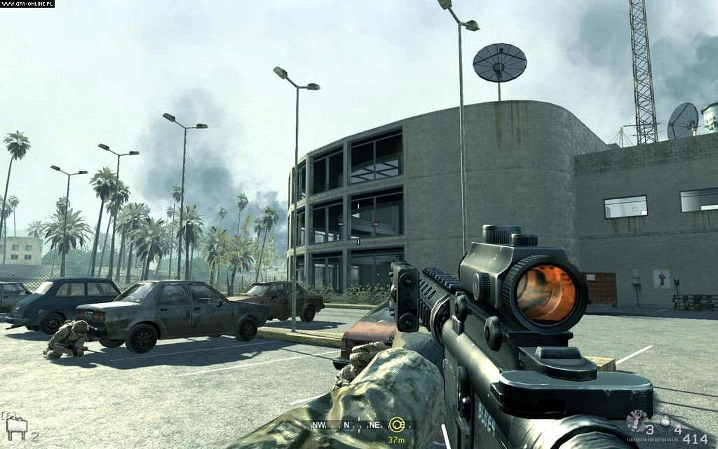 Call of Duty 4: Modern Warfare PC Gry Screen 37/139, Infinity Ward, Activision Blizzard