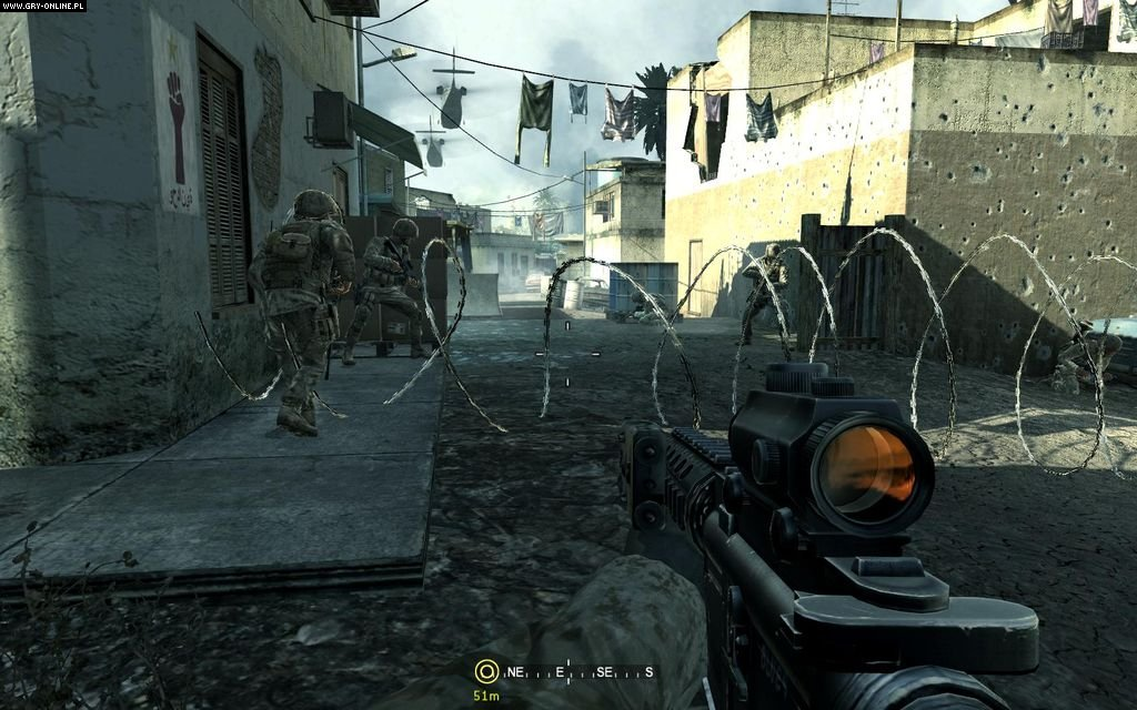 Call of Duty 4: Modern Warfare PC Gry Screen 26/139, Infinity Ward, Activision Blizzard