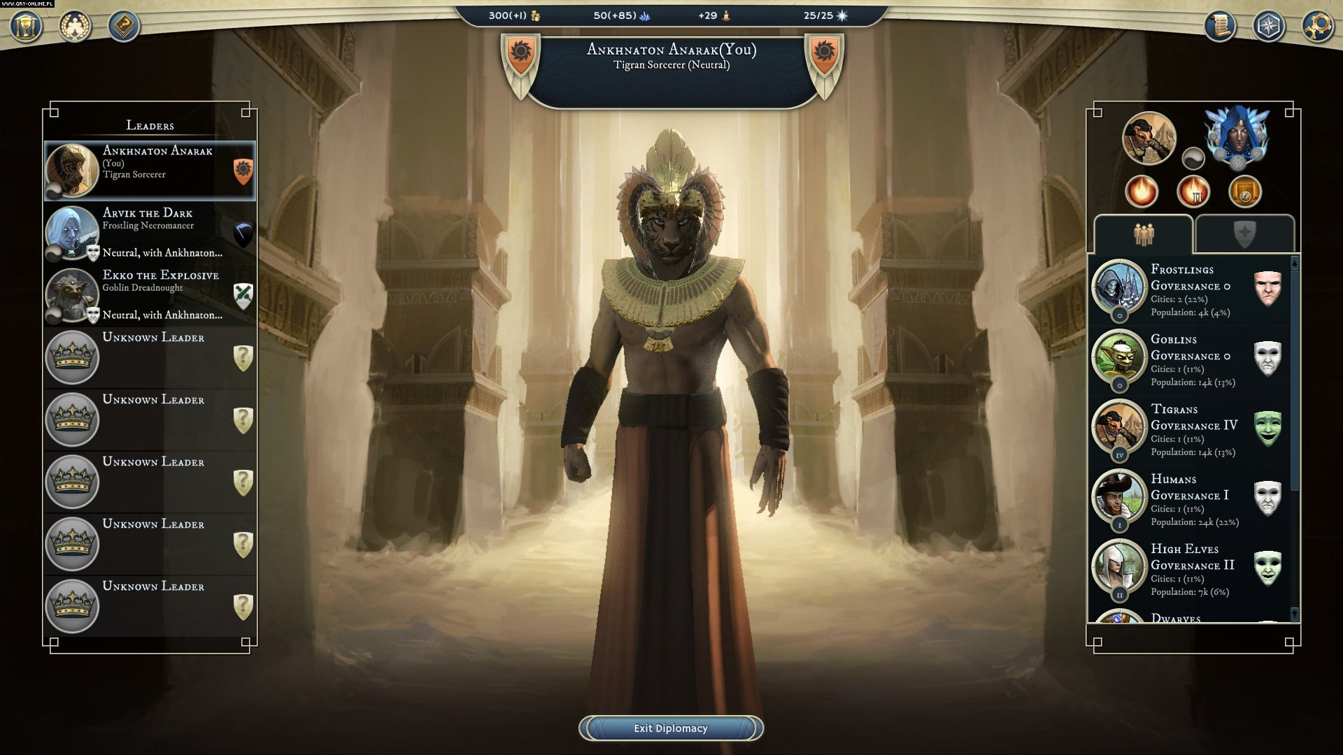 Age of Wonders III: Eternal Lords PC Gry Screen 2/8, Triumph Studios