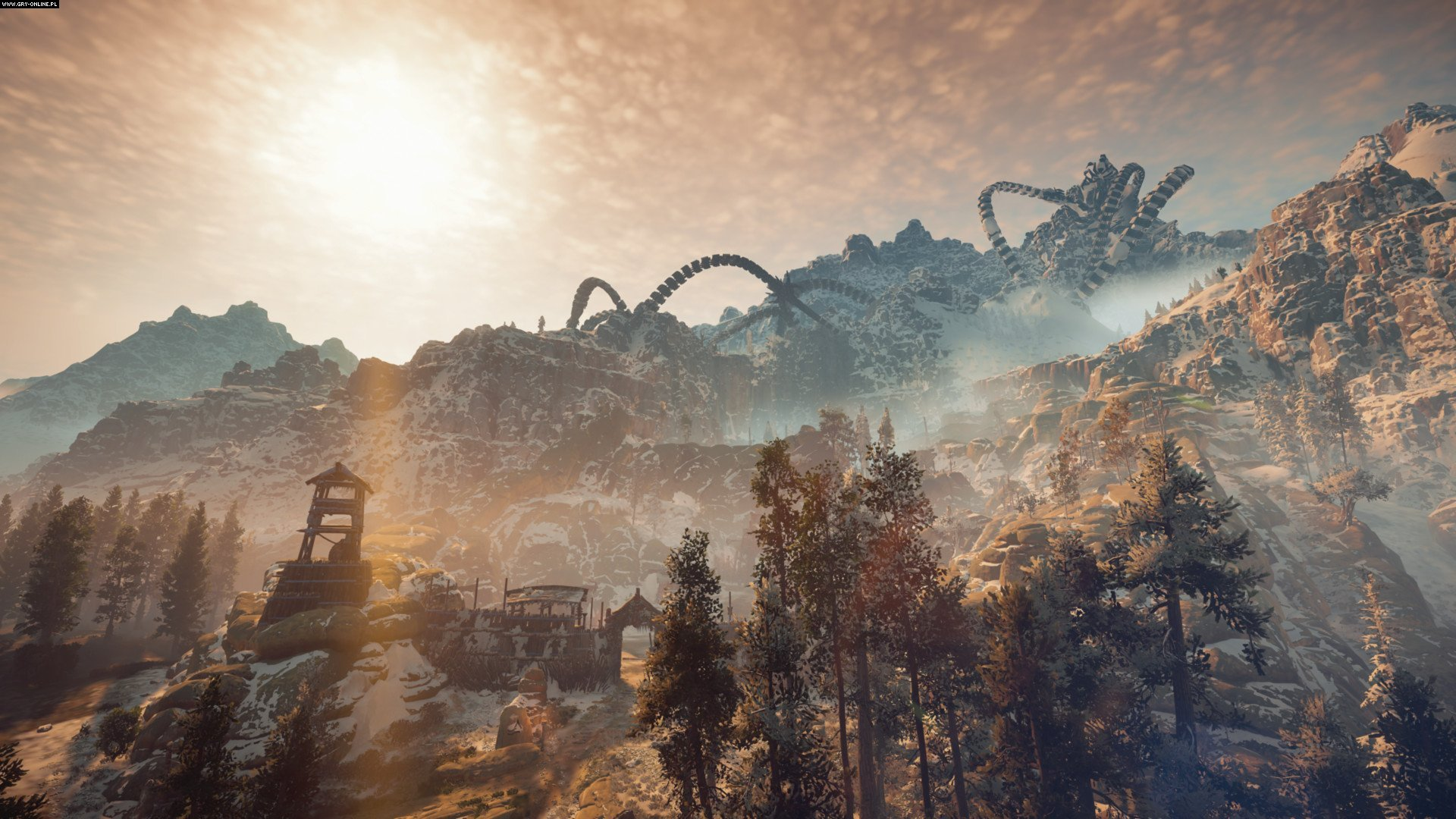 Horizon: Zero Dawn PS4 Gry Screen 88/131, Guerrilla Games, Sony Interactive Entertainment