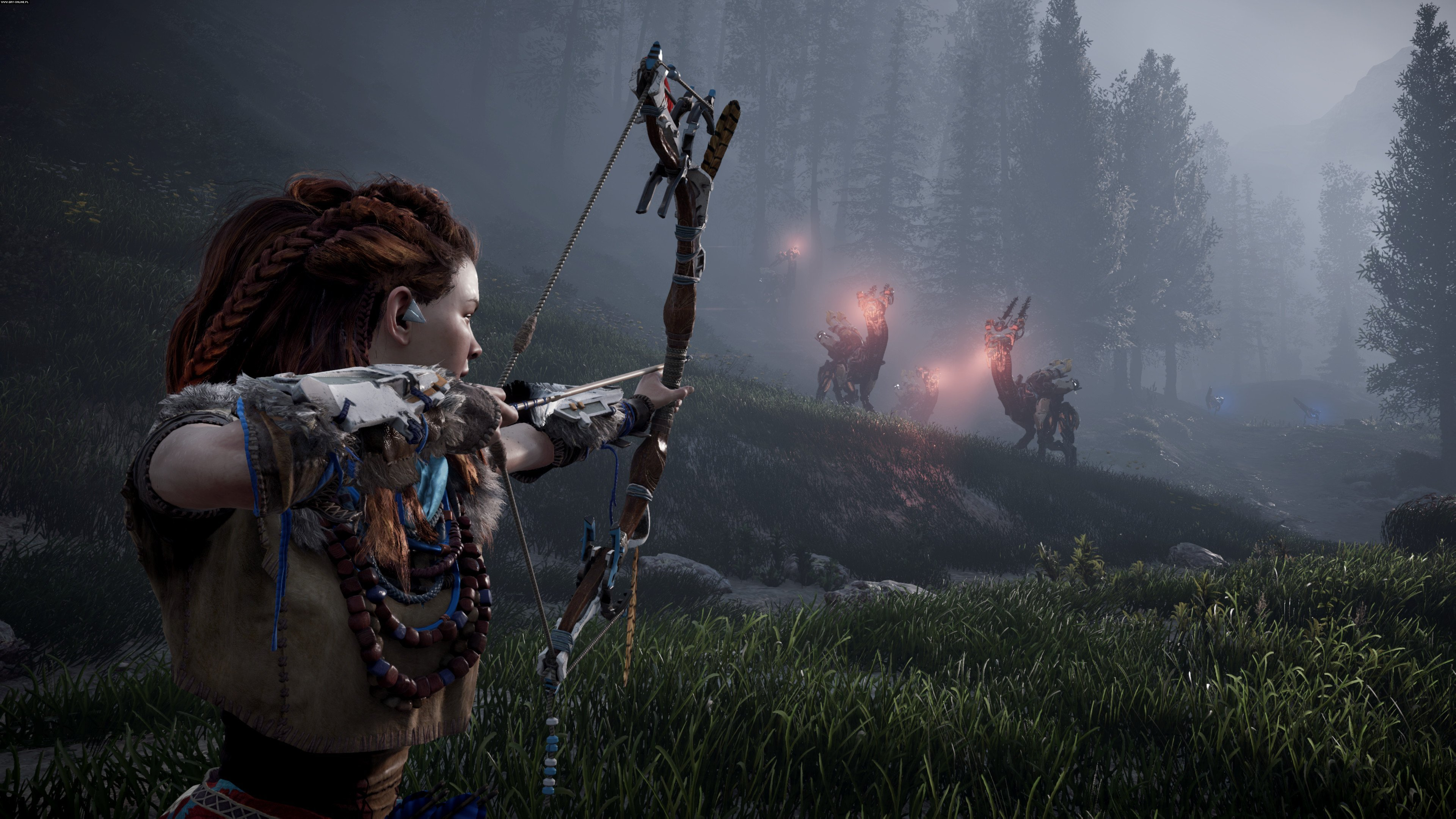 Horizon: Zero Dawn PS4 Gry Screen 78/131, Guerrilla Games, Sony Interactive Entertainment