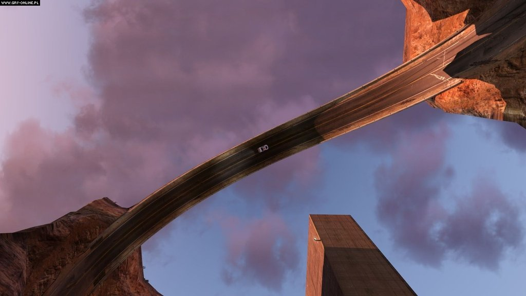 Trackmania 2: Canyon PC Gry Screen 8/27, Nadeo, Ubisoft