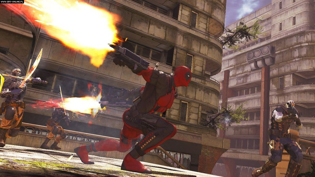 Deadpool: The Video Game X360, PS3 Gry Screen 8/57, High Moon Studios, Activision Blizzard