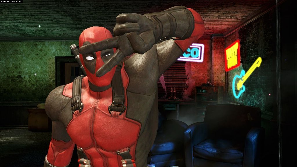 Deadpool: The Video Game X360, PS3 Gry Screen 7/57, High Moon Studios, Activision Blizzard