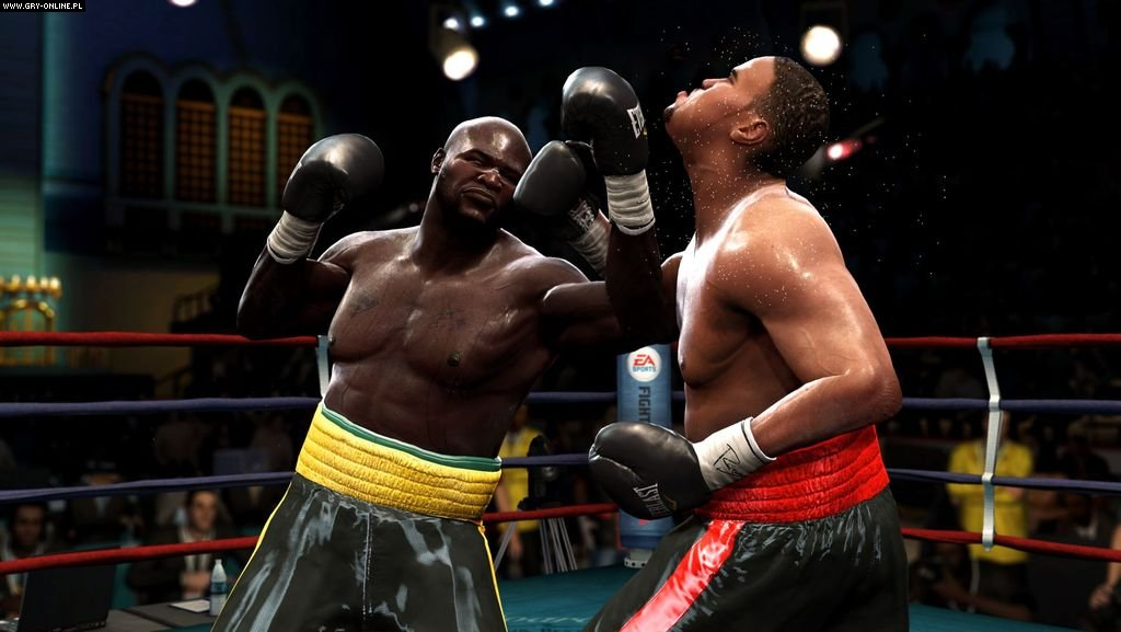 Fight Night Round 4 X360 Gry Screen 147/164, EA Sports, Electronic Arts Inc.