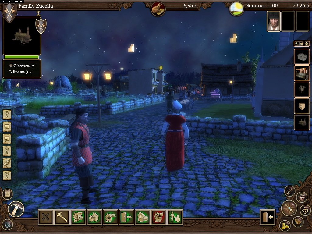 The Guild 2: Venice PC Gry Screen 5/13, 4Head Studios, JoWooD Entertainment AG