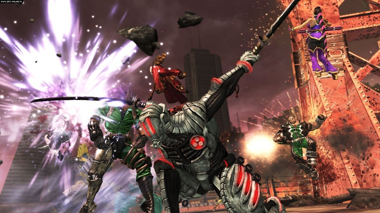 Anarchy Reigns X360, PS3 Gry Screen 24/82, PlatinumGames, SEGA