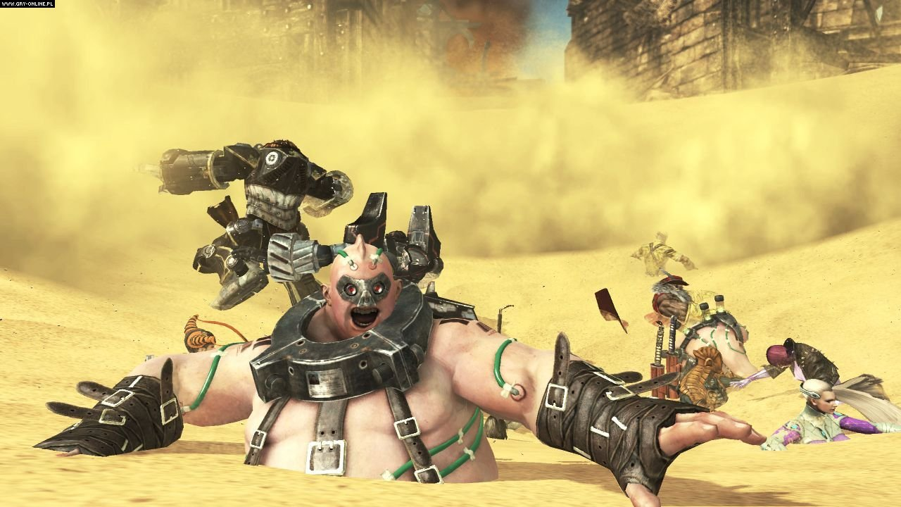 Anarchy Reigns X360, PS3 Gry Screen 6/82, PlatinumGames, SEGA