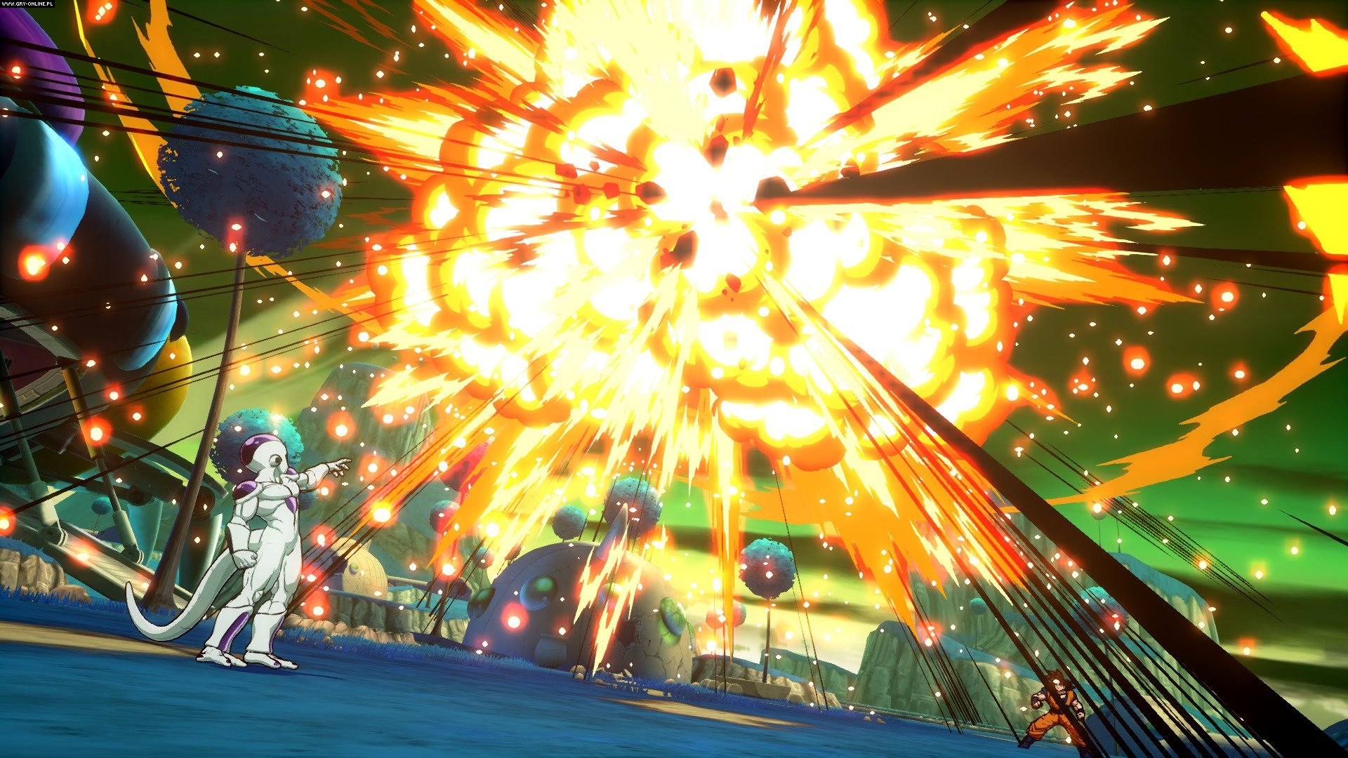 Dragon Ball FighterZ PC, PS4, XONE, Switch Gry Screen 121/230, Arc System Works, Bandai Namco Entertainment