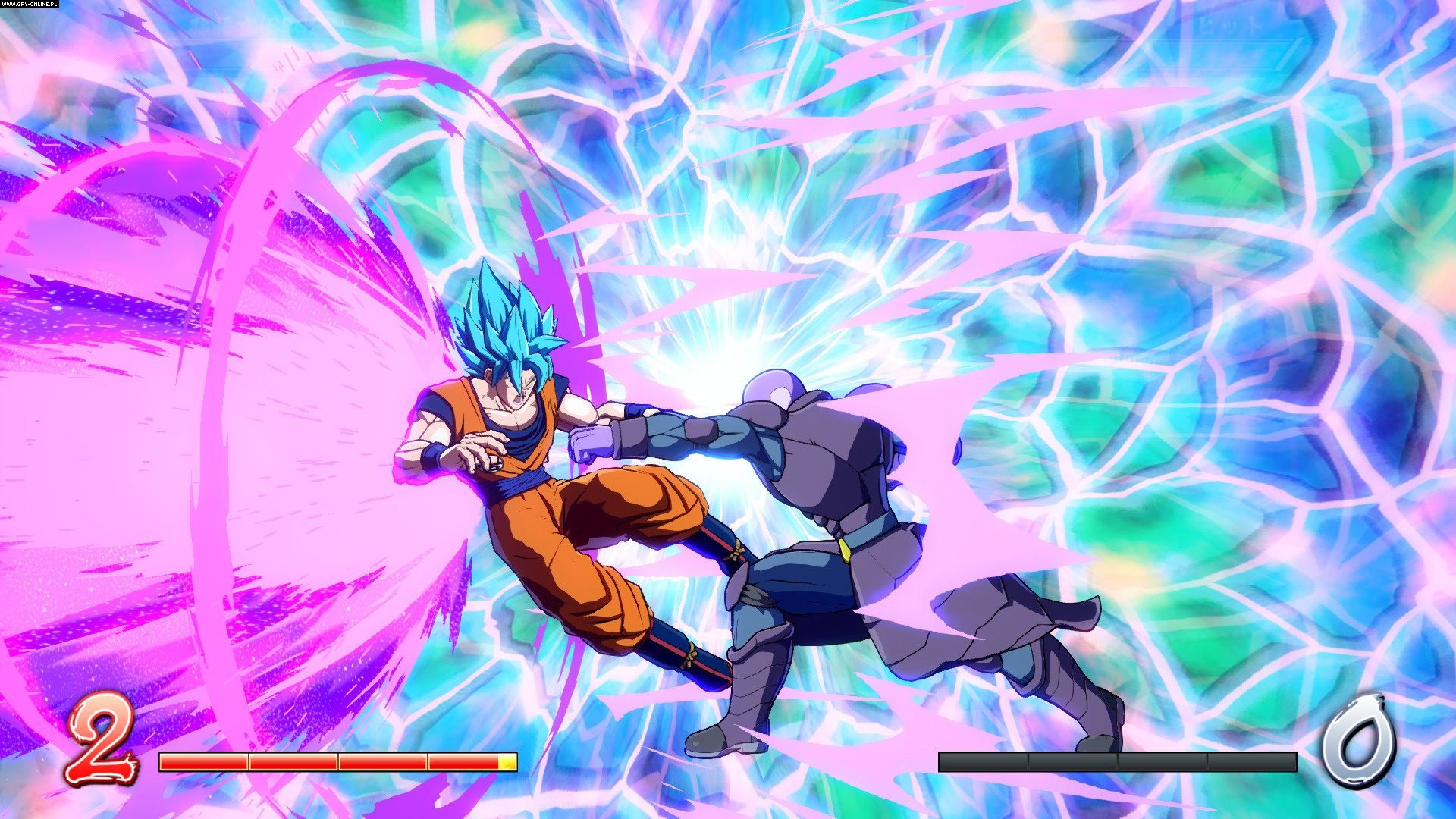 Dragon Ball FighterZ PC, PS4, XONE, Switch Gry Screen 119/230, Arc System Works, Bandai Namco Entertainment