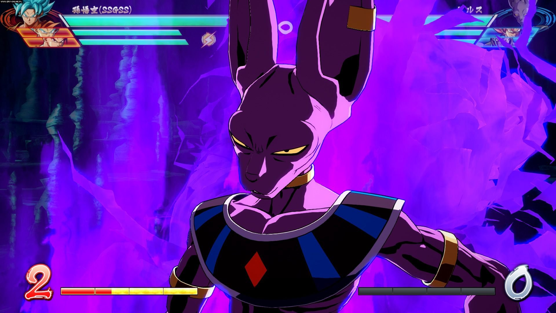Dragon Ball FighterZ PC, PS4, XONE, Switch Gry Screen 117/230, Arc System Works, Bandai Namco Entertainment