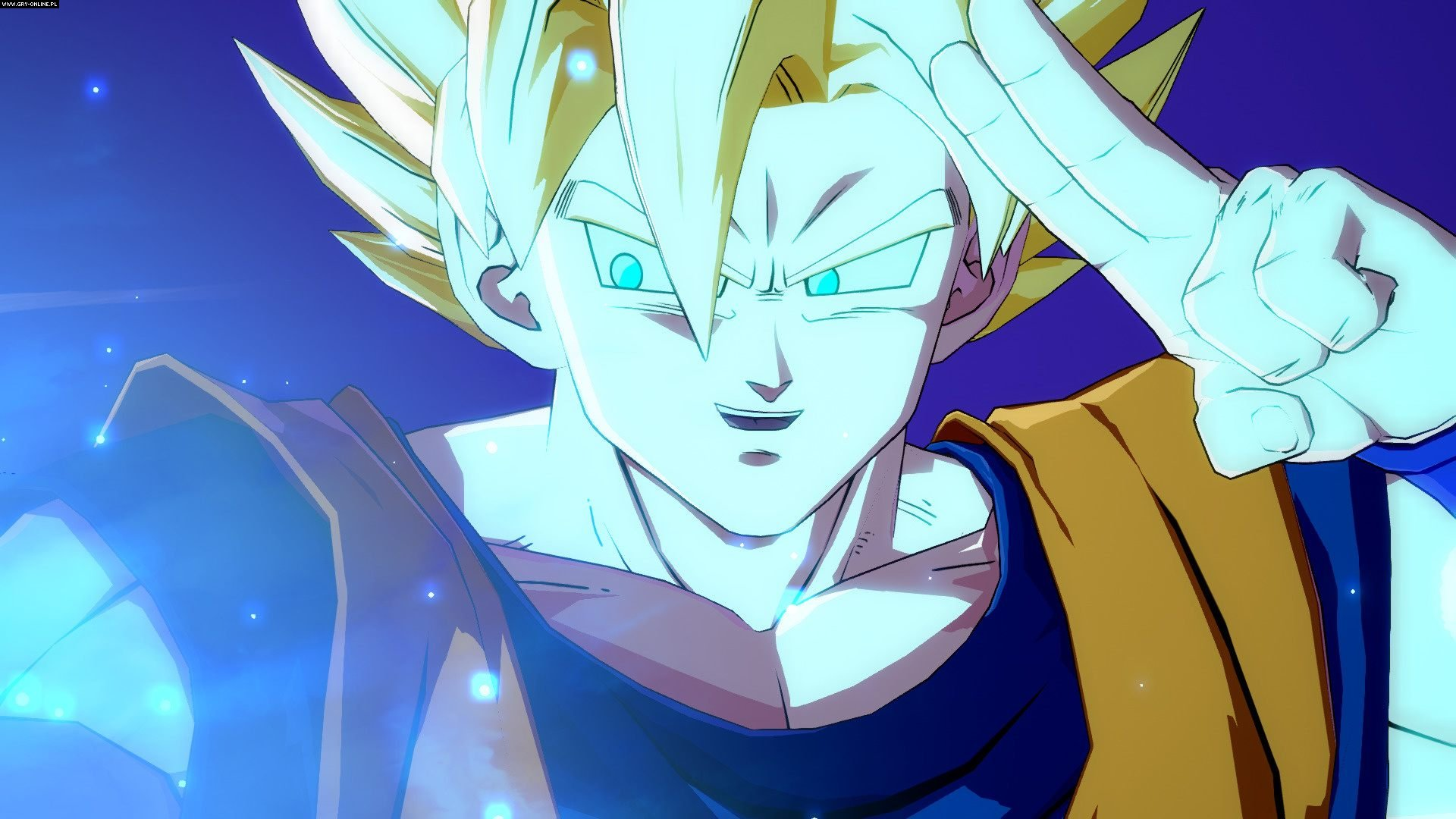 Dragon Ball FighterZ PC, PS4, XONE, Switch Gry Screen 101/230, Arc System Works, Bandai Namco Entertainment