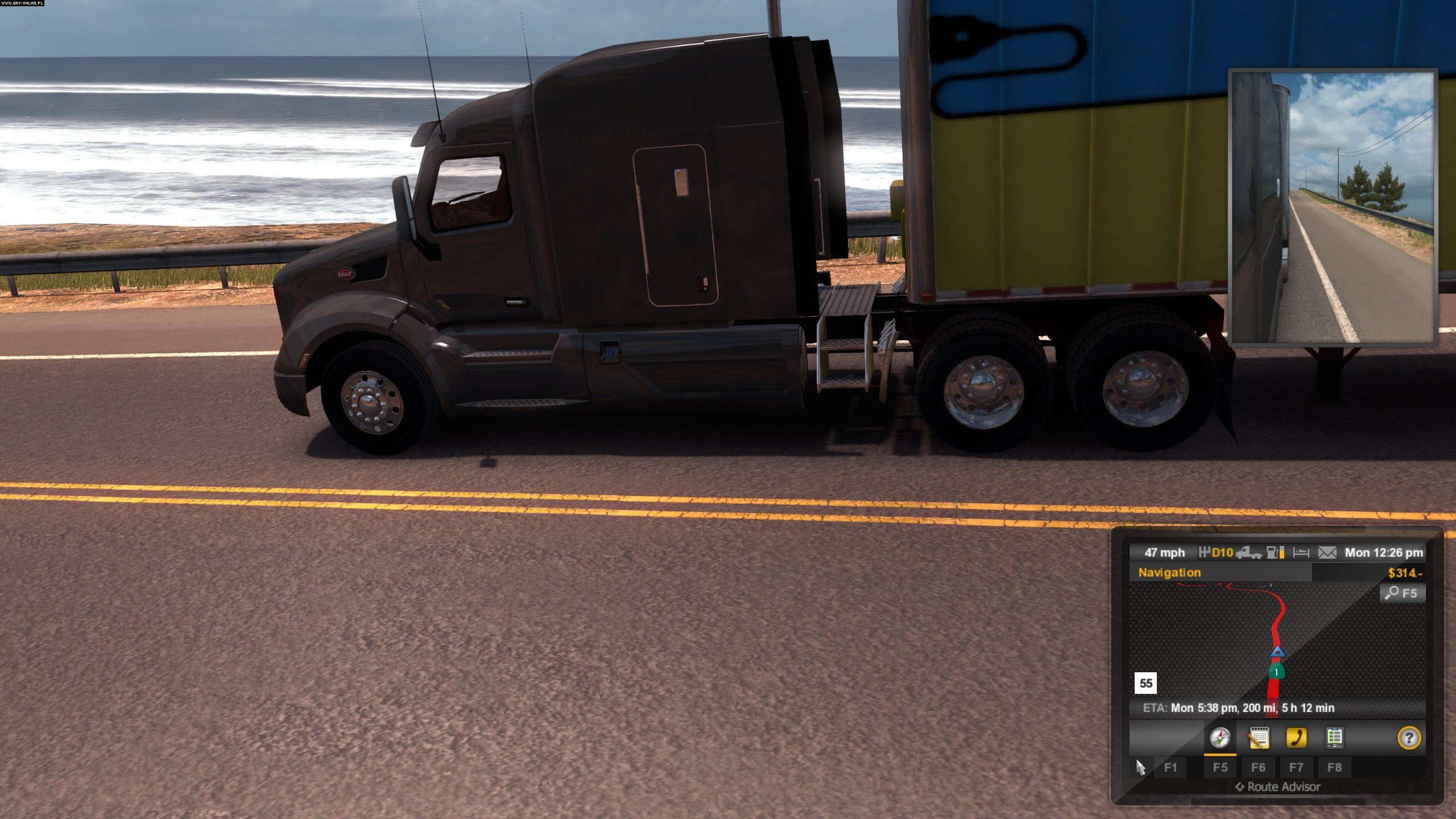 American Truck Simulator PC Gry Screen 21/68, SCS Software, IMGN.PRO