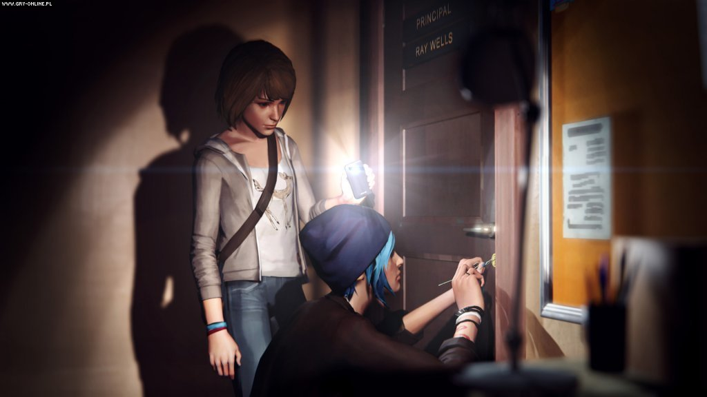 Life is Strange PC, X360, PS3, PS4, XONE Gry Screen 5/36, DONTNOD Entertainment, Square-Enix / Eidos