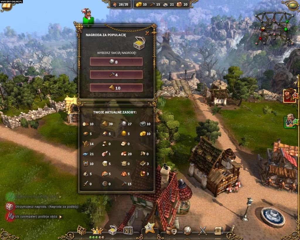 The Settlers 7: Droga do Królestwa PC Gry Screen 35/46, Blue Byte GmbH, Ubisoft