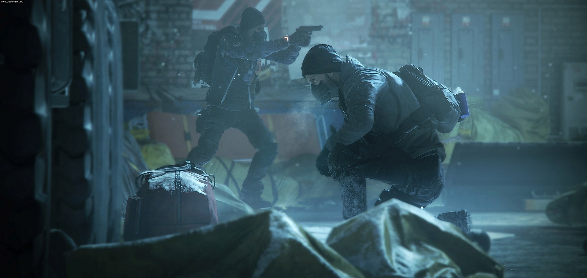Tom Clancy's The Division: Przetrwanie PC, PS4, XONE Gry Screen 4/4, Massive Entertainment / Ubisoft Massive, Ubisoft