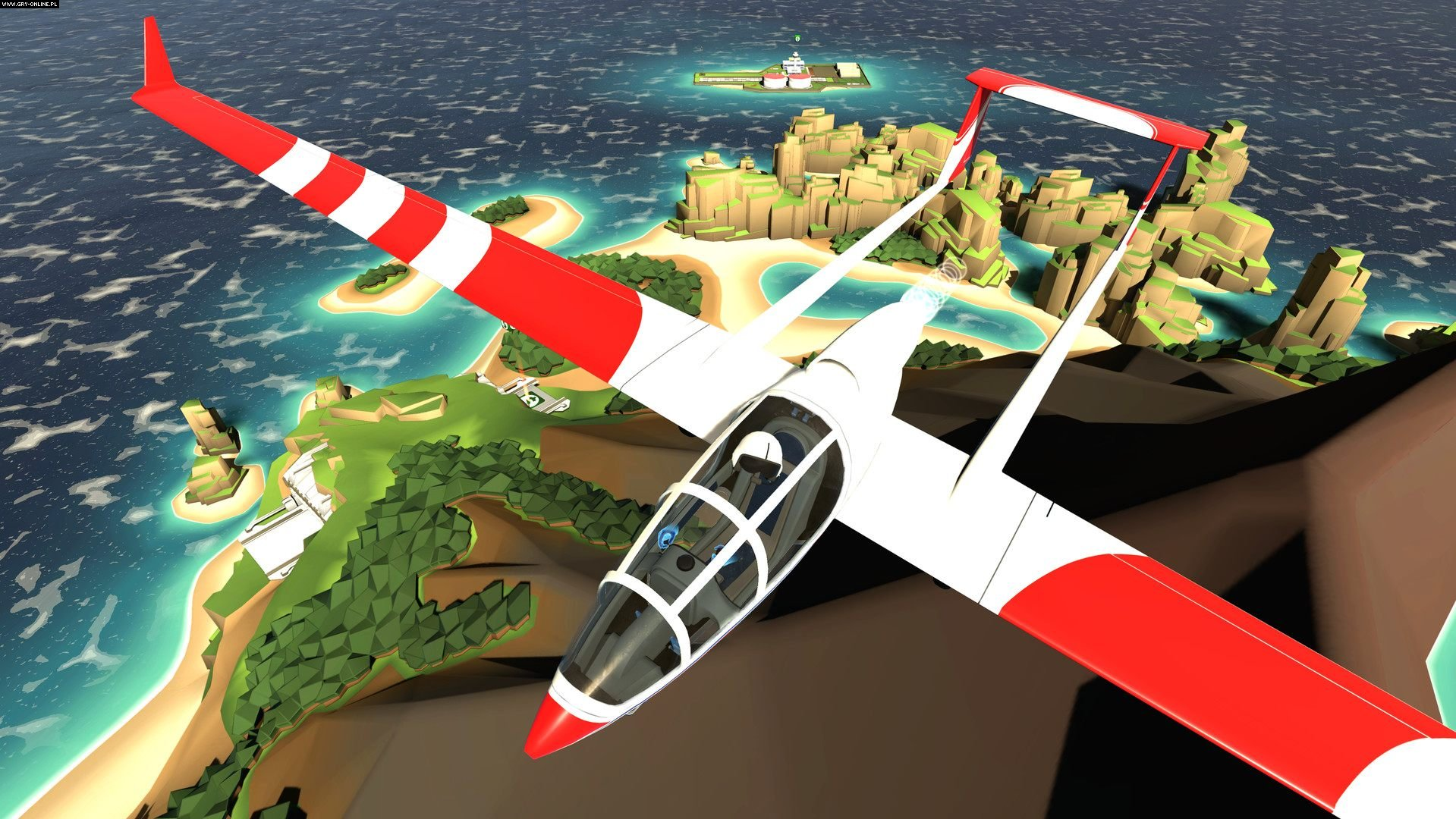 Ultrawings PC, PS4 Gry Screen 6/8, Bit Planet Games / Seamless Entertainment