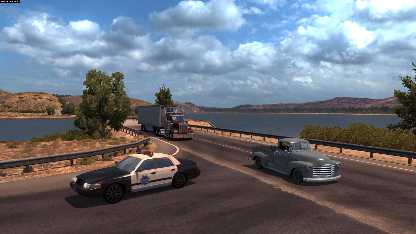 American Truck Simulator PC Gry Screen 30/68, SCS Software, IMGN.PRO