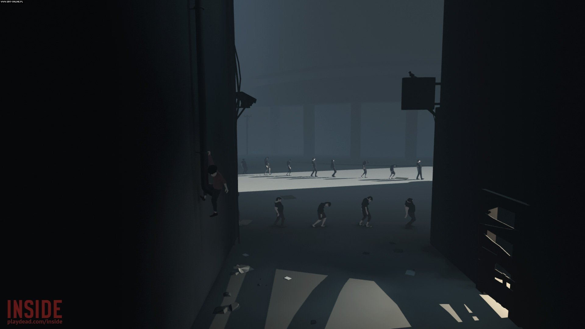 Inside PC, PS3, X360 Gry Screen 11/12, PlayDead