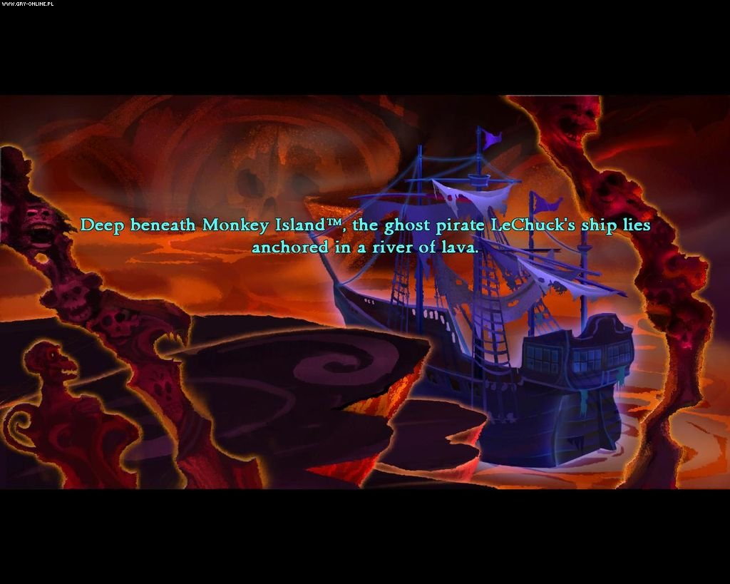 The Secret of Monkey Island: Special Edition PC Gry Screen 13/48, LucasArts