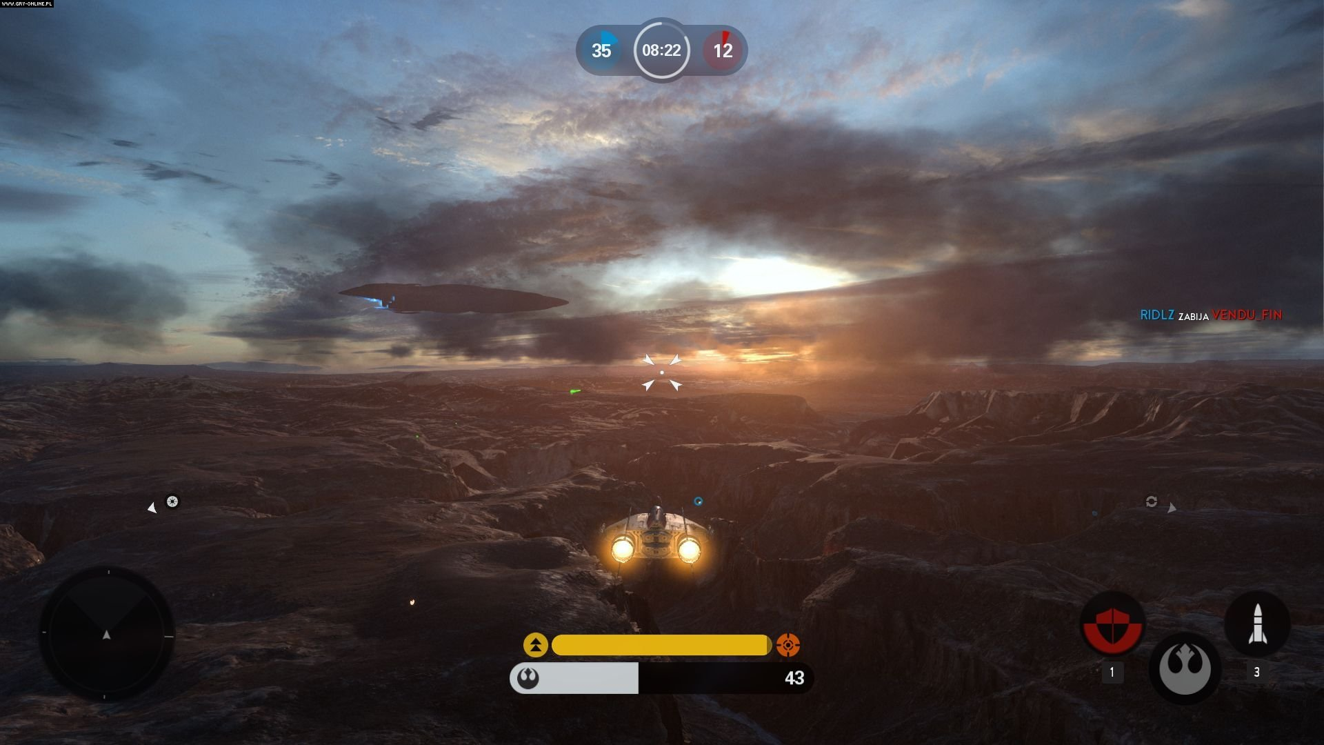 Star Wars: Battlefront PC Gry Screen 7/46, EA DICE / Digital Illusions CE, Electronic Arts Inc.