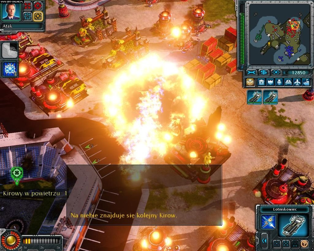 Command & Conquer: Red Alert 3 PC Gry Screen 4/69, Electronic Arts Inc.