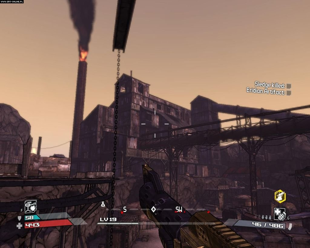 Borderlands PC Gry Screen 8/154, Gearbox Software, 2K Games