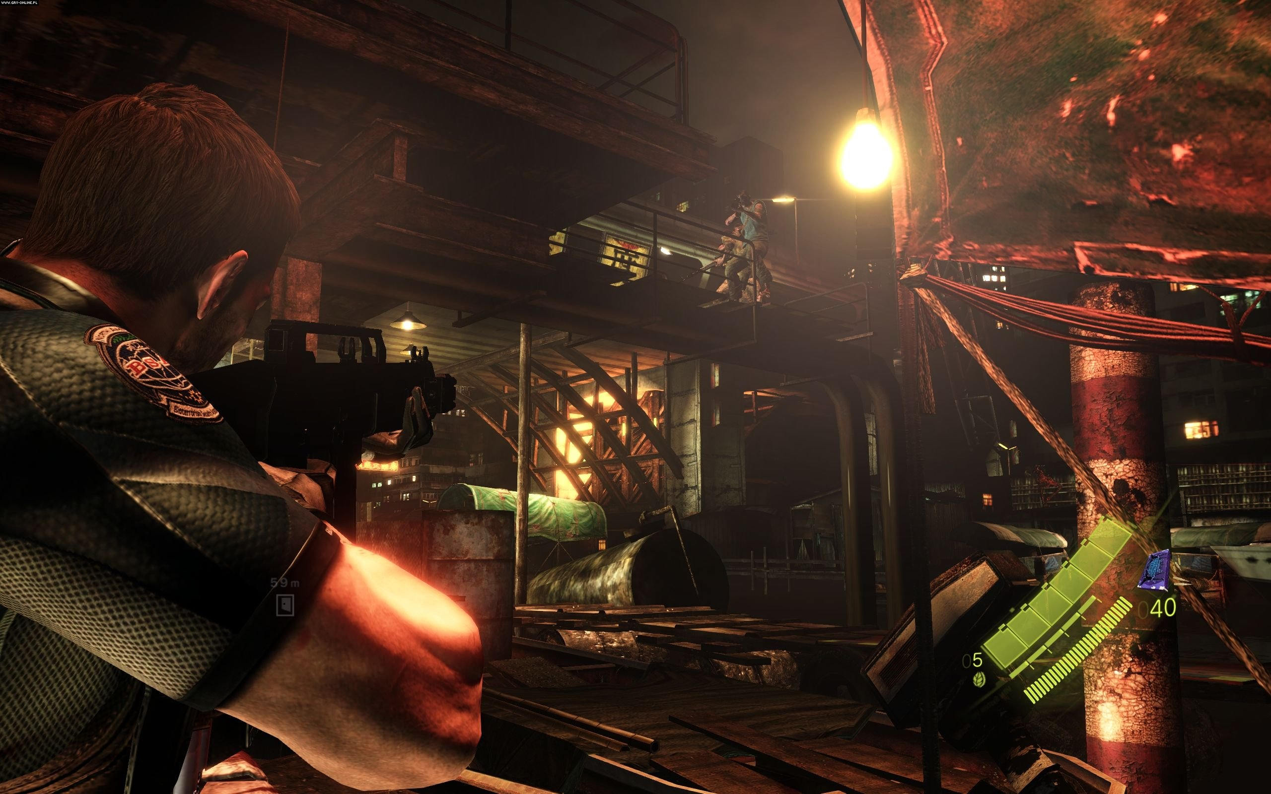 Resident Evil 6 X360, PS3, PS4, XONE, Switch Gry Screen 70/237, Capcom