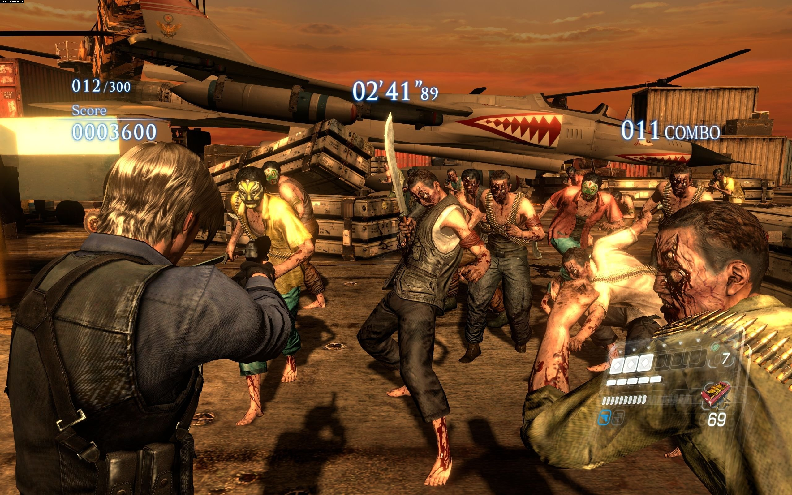 Resident Evil 6 PC, X360, PS3 Gry Screen 49/237, Capcom
