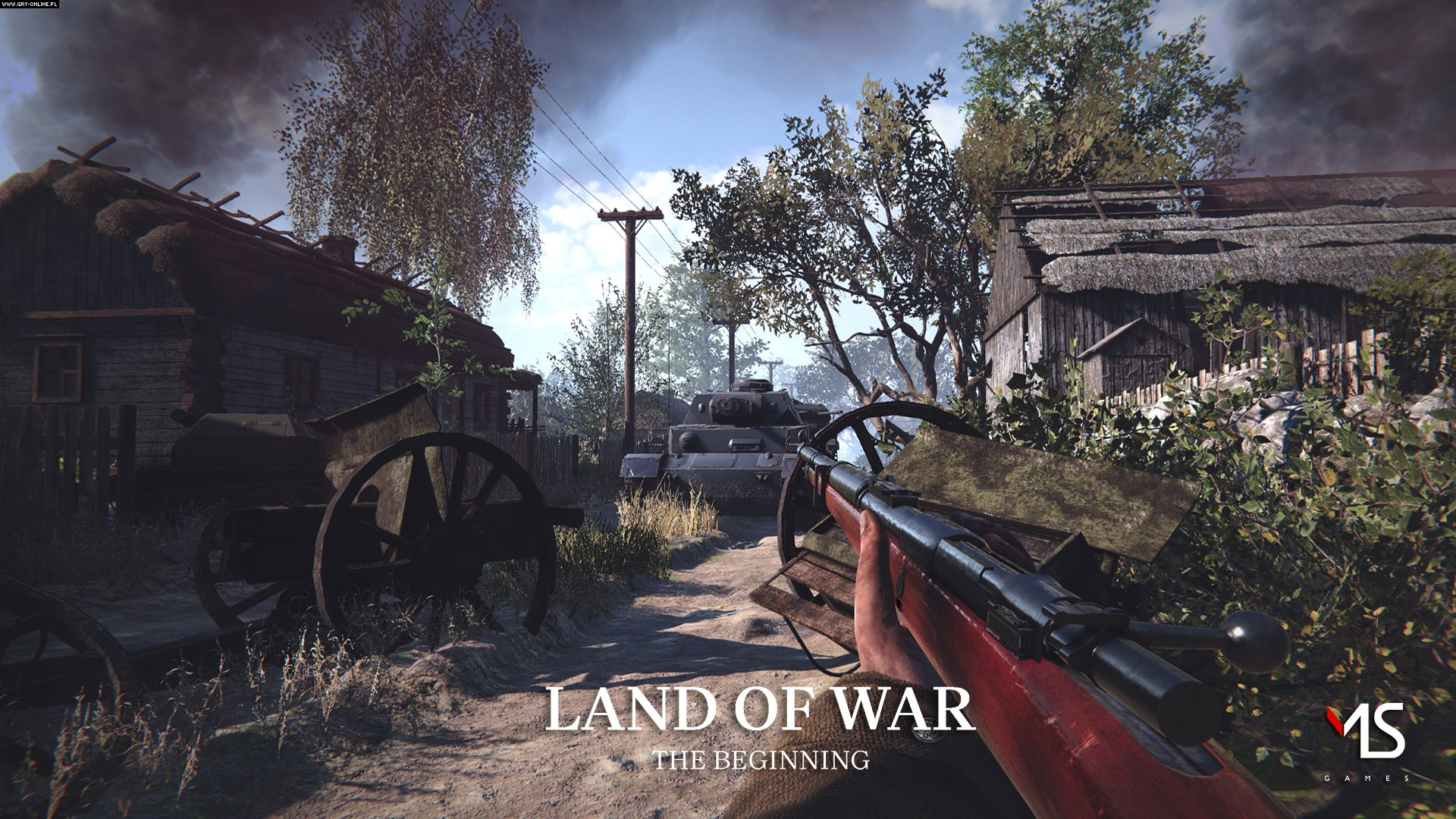 Land of War: The Beginning PC Gry Screen 6/7, MS Games