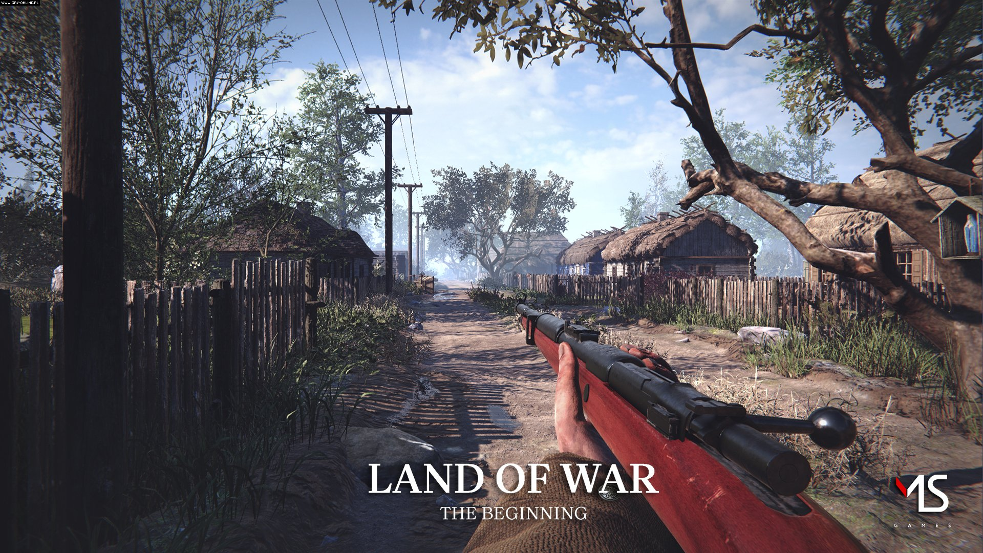 Land of War: The Beginning PC Gry Screen 2/7, MS Games
