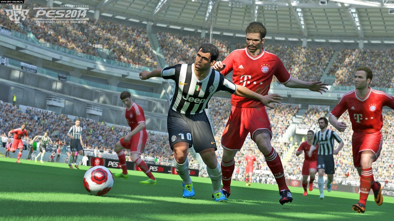 Pro Evolution Soccer 2014 PC, X360, PS3 Gry Screen 18/46, Konami