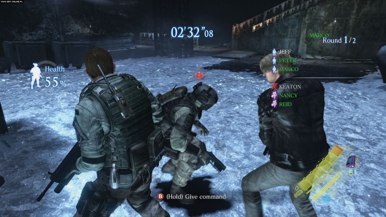 Resident Evil 6 PC, X360, PS3 Gry Screen 32/237, Capcom