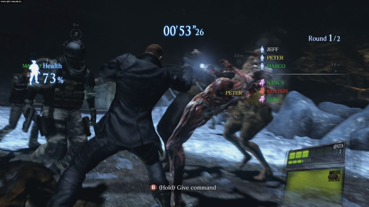 Resident Evil 6 PC, X360, PS3 Gry Screen 30/237, Capcom
