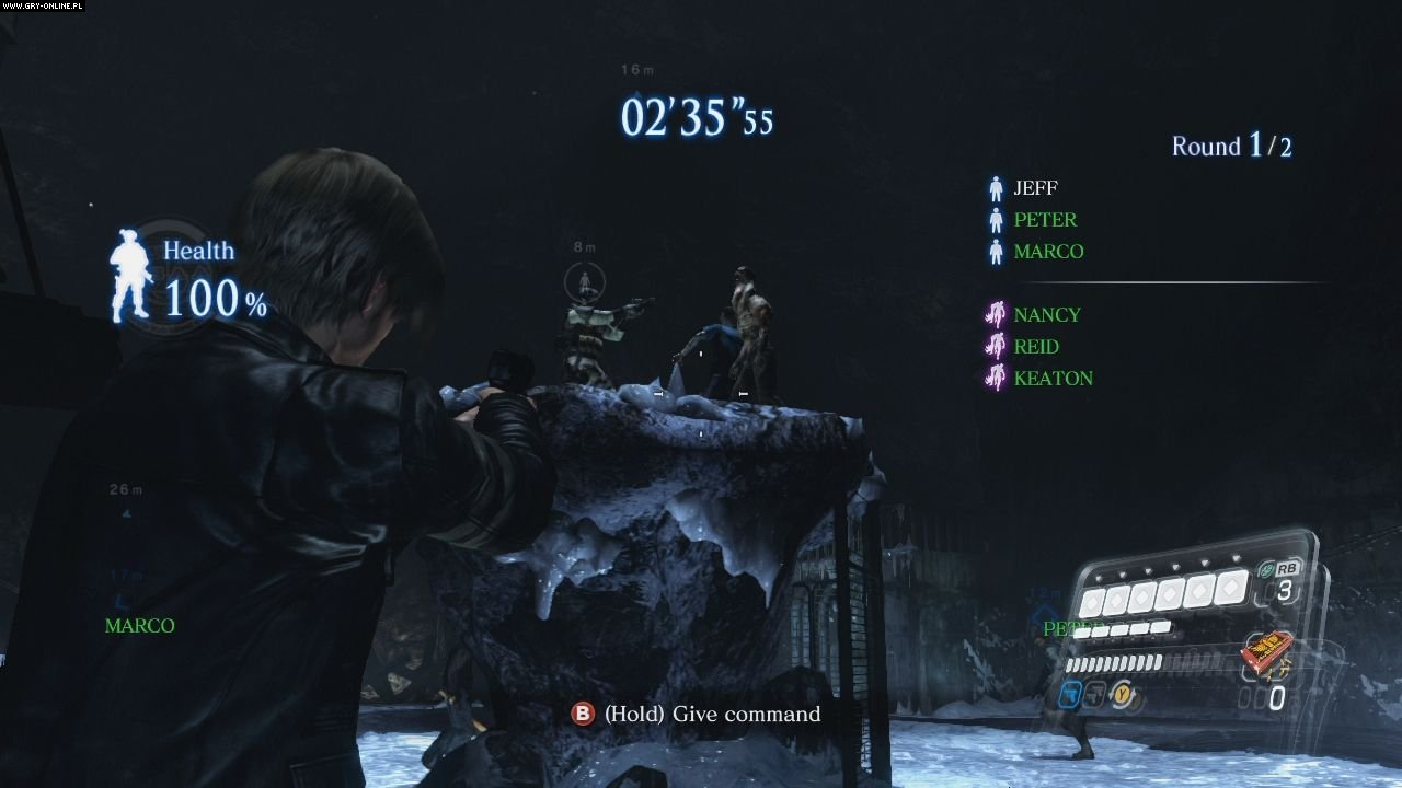 Resident Evil 6 PC, X360, PS3 Gry Screen 28/237, Capcom