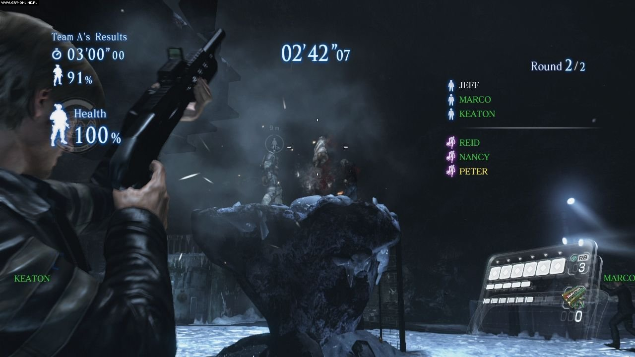 Resident Evil 6 PC, X360, PS3 Gry Screen 23/237, Capcom