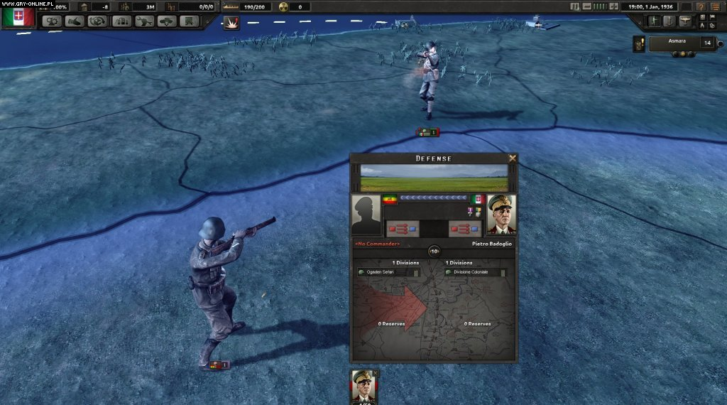 Hearts of Iron IV PC Gry Screen 19/32, Paradox Development Studio, Paradox Interactive